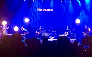 NEU! Reekie! At The Edinburgh International Festival : The Pastels, Leith Theatre
