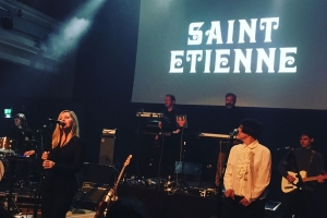 Saint Etienne, Queens Hall, Edinburgh