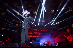 Jamiroquai, O2 Arena, London