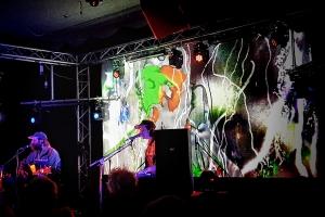 Fire Records Xmas Party, Studio 9294, London