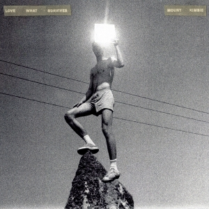 Mount Kimbie - What Love Survives