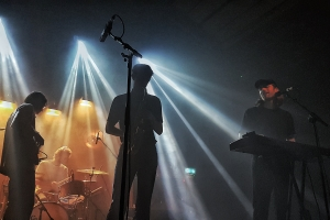 Wild Nothing, Village Underground, London + Interview With J. Fernandez