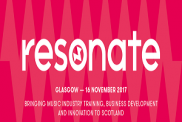 'Resonate Glasgow' Announces Programme